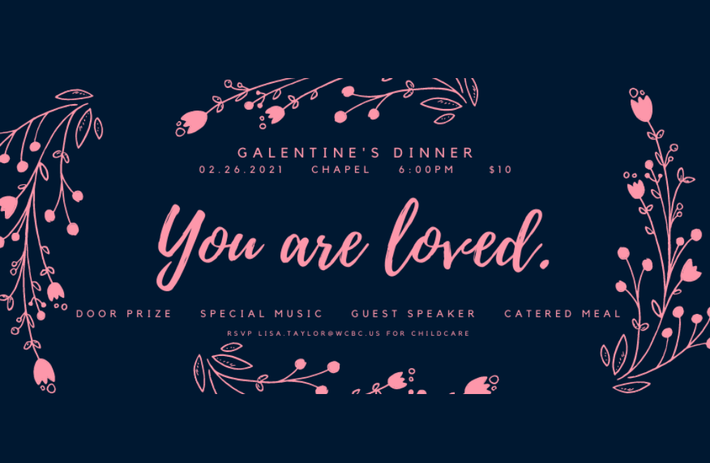 Galentine's Ladies Dinner