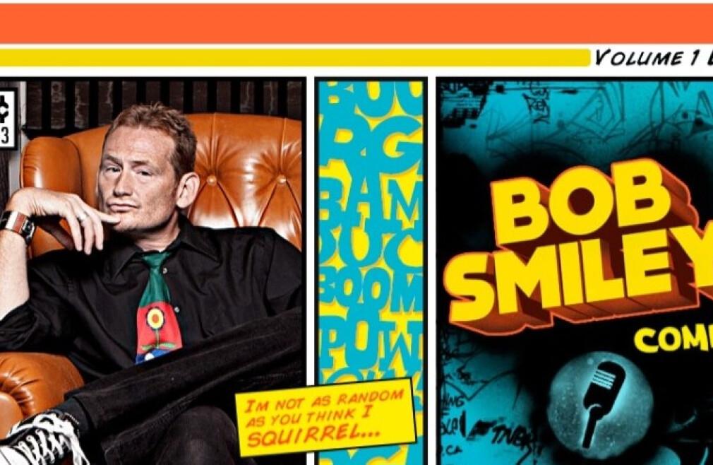 "Bob Smiley's ""Comedy Night"""